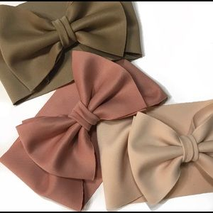 Other - Bundle of 3 baby girl headbands